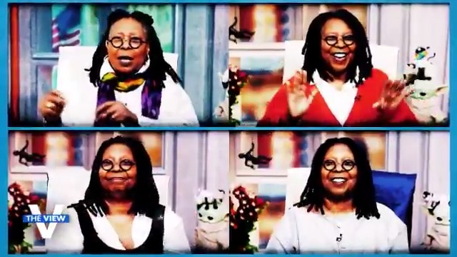 TOMORROW: We're throwing a birthday celebration for our own @WhoopiGoldberg — complete with a reveal of her favorite things for the season and more!