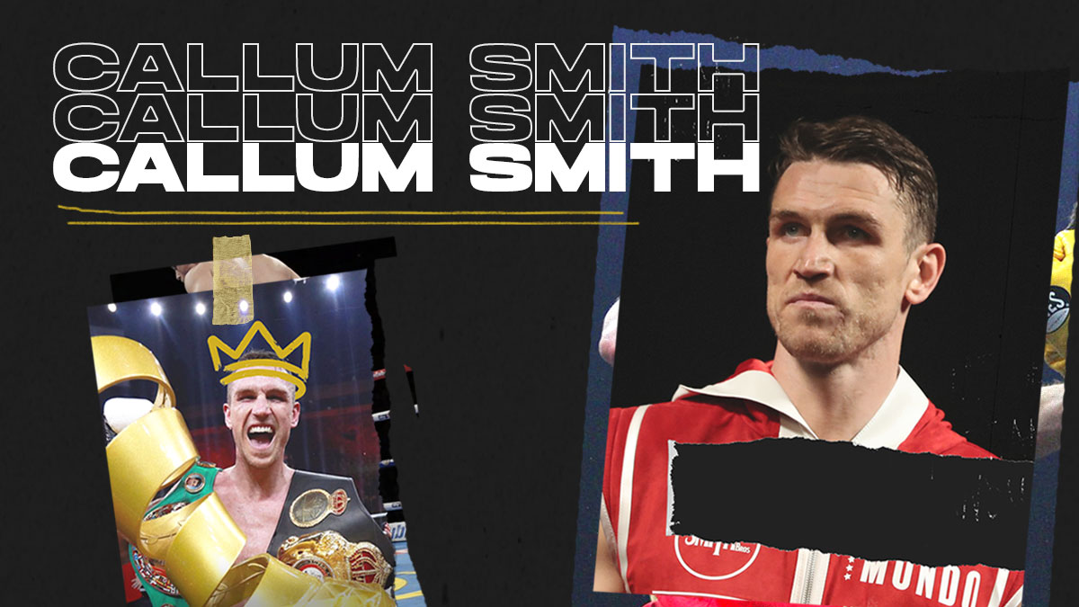 168lb 👑 @CallumSmith23 joins @stnsports_!    The self-managed star will be supported by STN Sports as he hunts unification bouts.  News landing soon on his next fight!  #IAmSecondToNone #STNSZN
