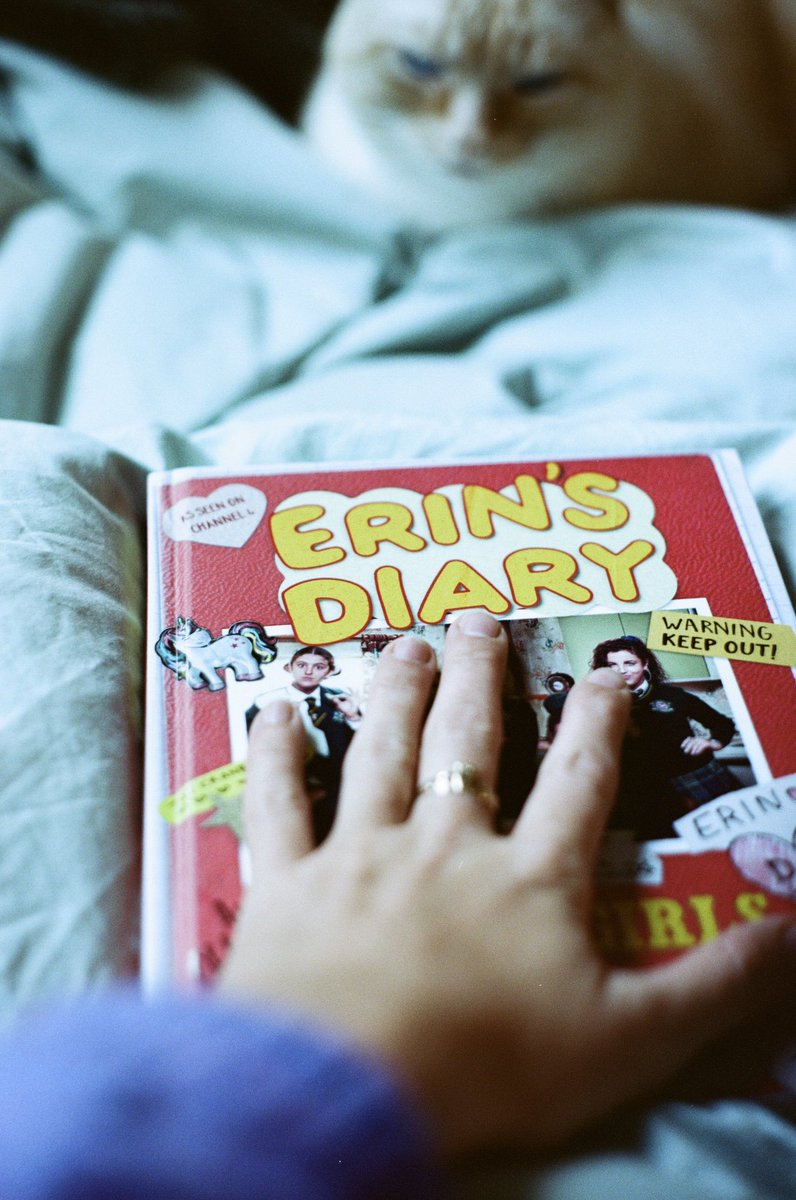 Erin's Diary out now #derrygirls