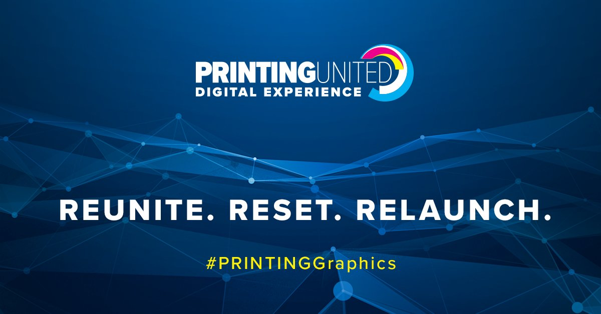 We'll be right there with you lighting the way! 🕯️The resiliency of our industry is not to be underestimated, and our hope is that this experience & celebration will together light a fuse to reunite, reset, and relaunch! #PRINTINGunited