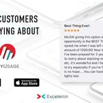 Image for the Tweet beginning: This @MLGW customer says @MyUsage