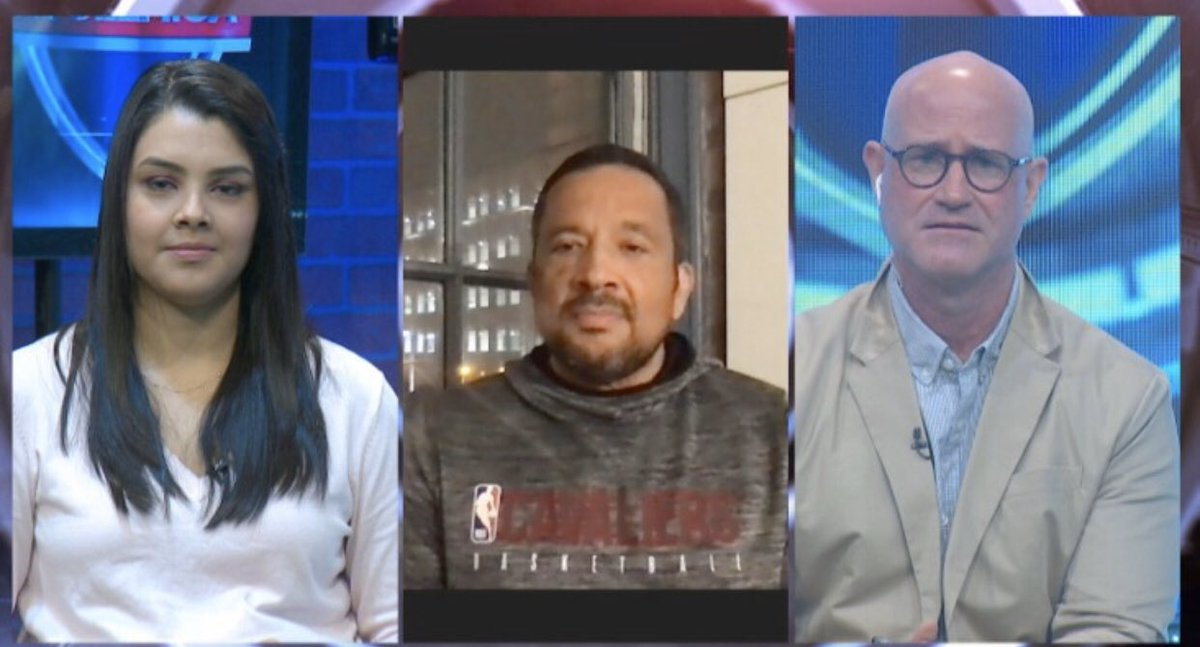 #LaPolémicaTCS🏀🔥  Con nosotros @ElalcaldeRafa para hablar sobre la próxima temporada de la #NBA   🔴EN VIVO🔴 Canal 4📺https://t.co/5mQUf4Obeb📱  #TradiciónEnDeportes🏆 https://t.co/jilP0ek3wK