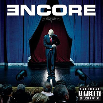 Happy 16th birthday to Eminem s only album that isn t on his top 10.