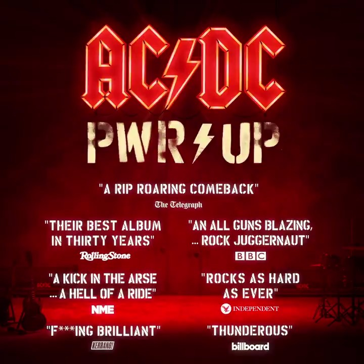 #PWRUP OUT NOW ACDC.LNK.TO/PWRUPTW