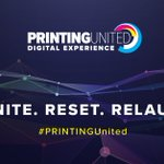 Image for the Tweet beginning: #PRINTINGindustry, today we're celebrating YOU–your