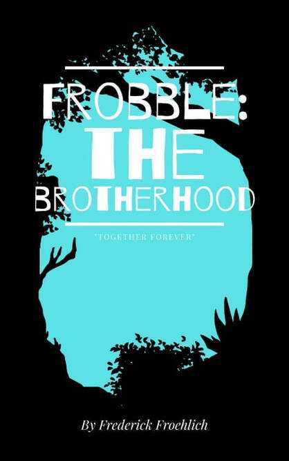 """* Frederick Froehlich is the #author of """"Frobble: The Brotherhood"""" #TeenFiction https://t.co/O4YigPCdgF #amreading  @FroLifePlanning #iartg #bookboost  #goodreads #Ian1 https://t.co/ALAbgj7gay"""