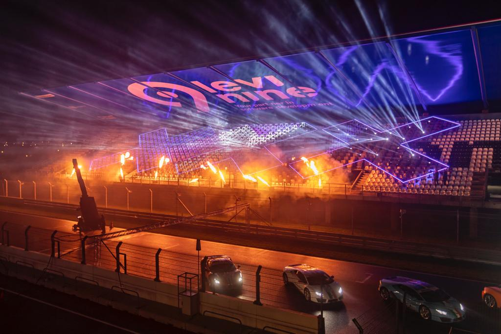 Throwback to AMF presenting Top 100 DJs Awards 2020 at Circuit Zandvoort and @arminvanbuuren took over the grandstand! 🎆🎧 @CPZtweets  #cmcircuitzandvoort #AMF2020 #WeOwnTheNight #top100djs #grandstand #levi9 📸 by Chris Schotanus
