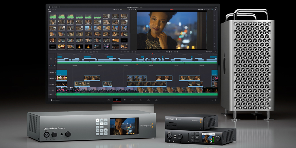 Blackmagic Design On Twitter Desktop Video 12 0 Beta This Update Is For Ultrastudio Thunderbolt Models And Adds Support For Macs Running The New High Performance Apple M1 Processors Available For Mac Os