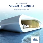 Image for the Tweet beginning: ADMARES Floating Villa X-Line 4