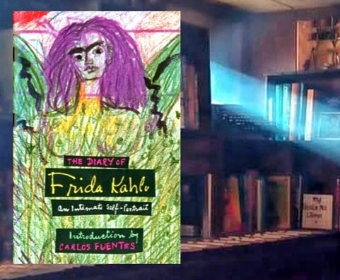 Do you know anyone who might like Frida Kahlo's intimate illustrated diaries as a gift?