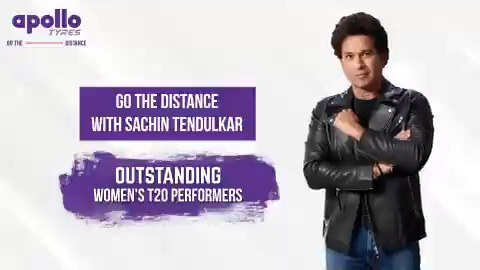The recently concluded #WomensT20Challenge saw some exciting 🏏 action. I was especially impressed by Radha Yadav & @mandhana_smriti, not just by their on-field exploits but also by their journey & how they ensured that they #GoTheDistance for their teams. @apollotyres