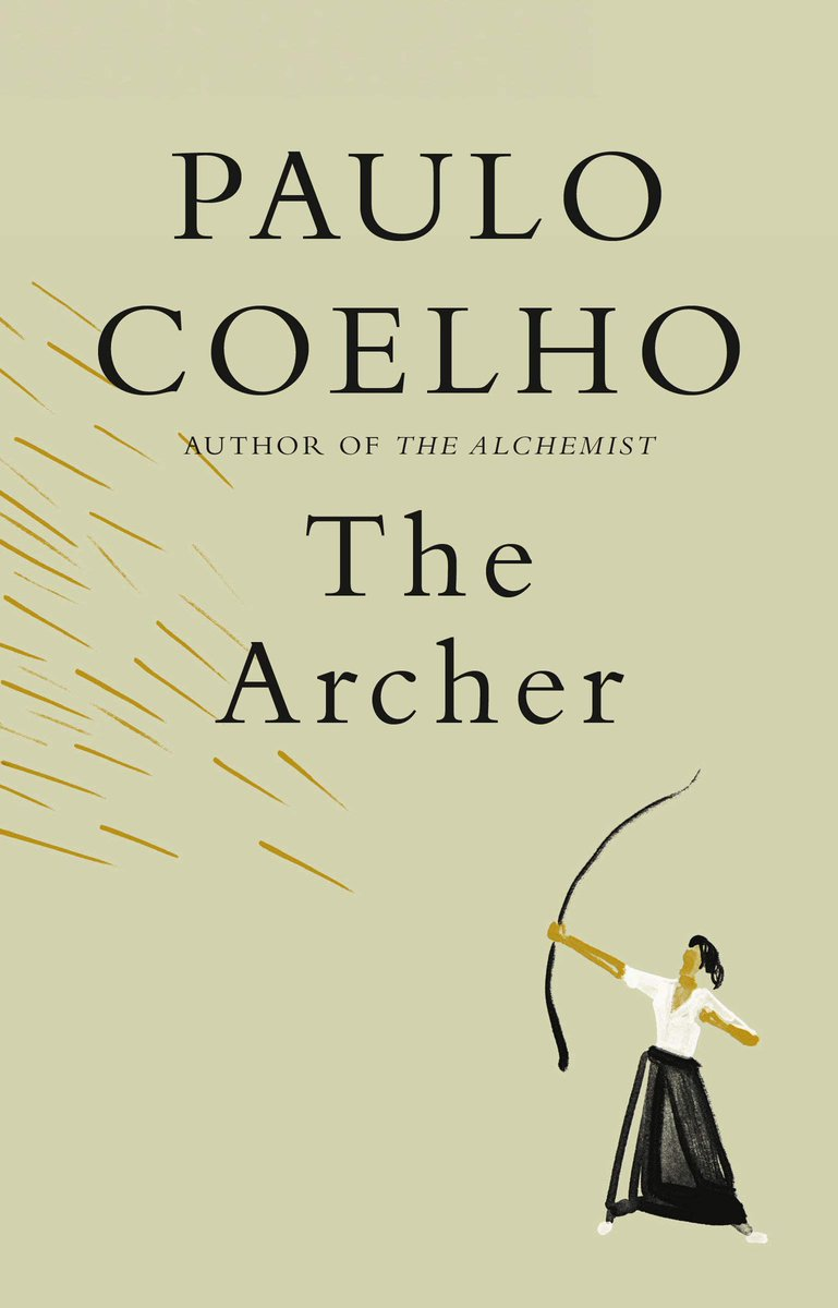 Replying to @NancyMugele: My weekend pick @paulocoelho