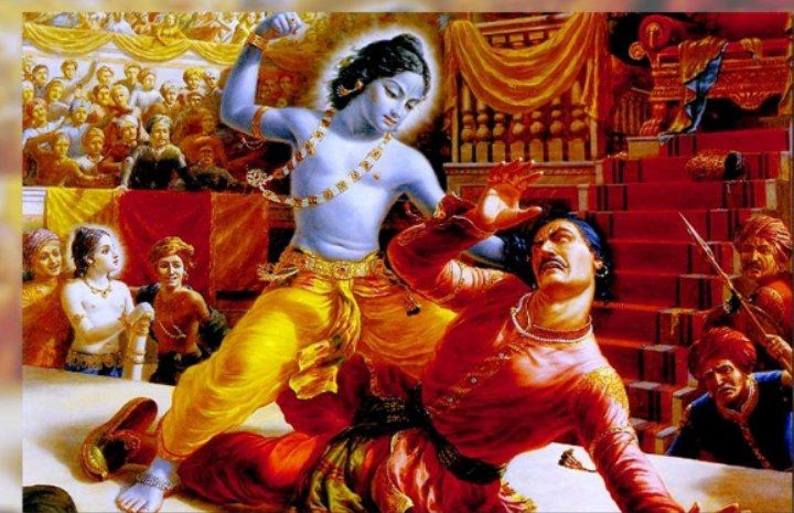 Today is Narak Chaturdashi. There are many significant incidents associated with this auspicious day in Indian lunisolar calendar.   In one of those events, Shri Krishna had killed the demon Narakasur today. Narakasur was one of the strongest kings in that era.