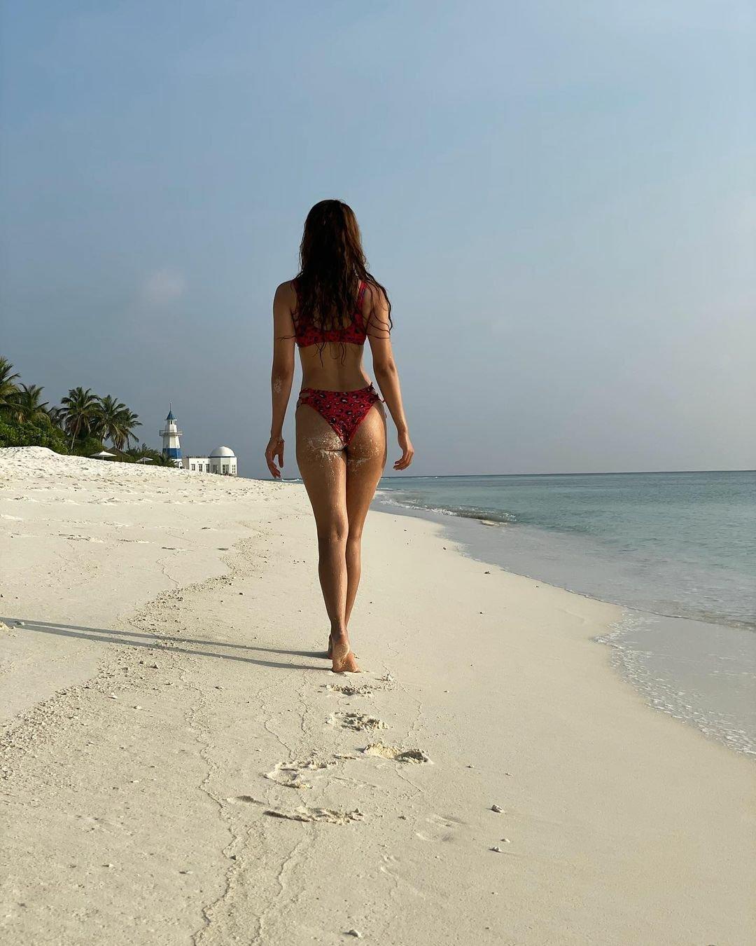 Disha Patani Sets the Temperature Soaring with her Latest Picture- newsdezire