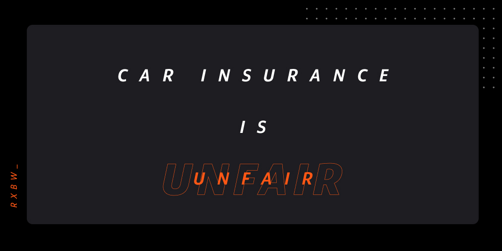 Most car insurance companies still rely on demographics to give you a rate—and that's just not fair. But we care most about how you actually drive—which is why that's the main factor in what you pay. And that's exactly how it should be.