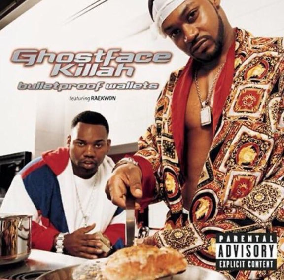 On this day in 2001, Ghostface Killah released Bulletproof Wallets.
