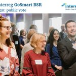 Image for the Tweet beginning: #Interreg is also about building
