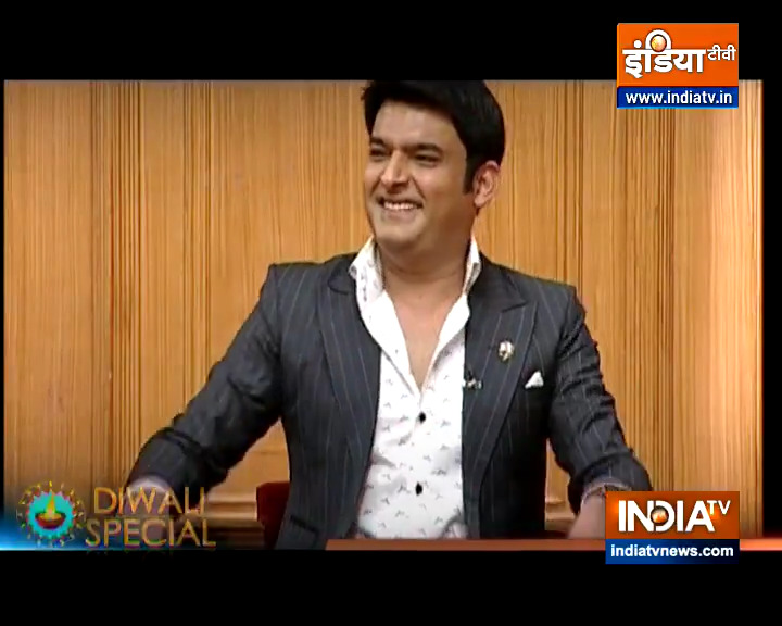 For those who missed last night,  Watch comedy superstar @KapilSharmaK9 in #AapKiAdalat  Today morning at 10 am on India TV @indiatvnews