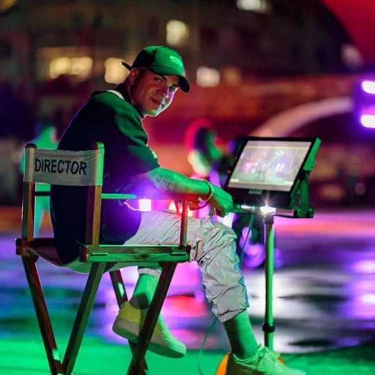 Este 27 de noviembre les tenemos una sorpresa junto a @pitbull y @iamchino__ que sabemos que vamos a romper los termómetros con este palo, mil gracias por la oportunidad y el apoyo siempre los míos 🙏    🔥💪 #crunkaton #vaportidanilo #loschampions #YomilYElDanyPorSiempre