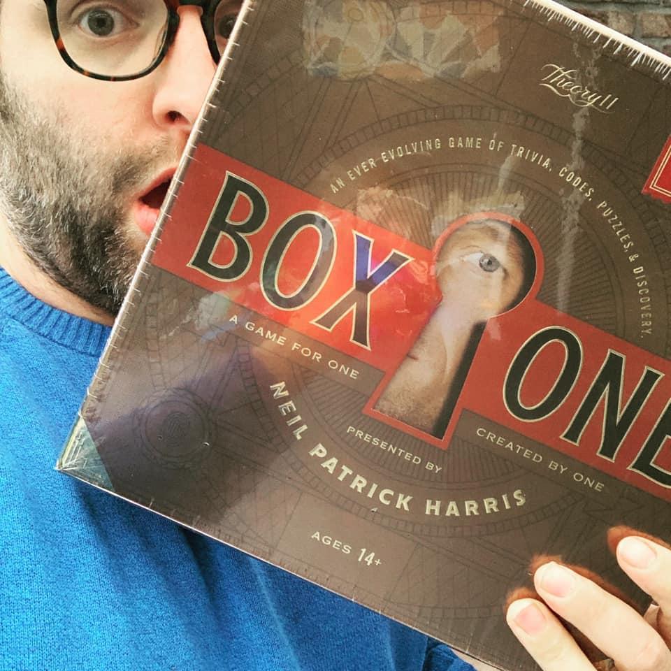 Eerste Box One van Nederland! Zooooo veel zin om te gaan spelen! Daar gaat het weekend! #nph #boxone #zinin