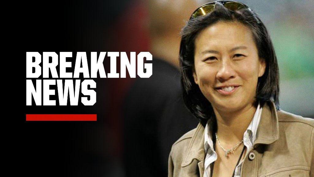 Breaking: The Marlins have named Kim Ng as their new general manager.   She becomes MLB's first female and first Asian American GM.