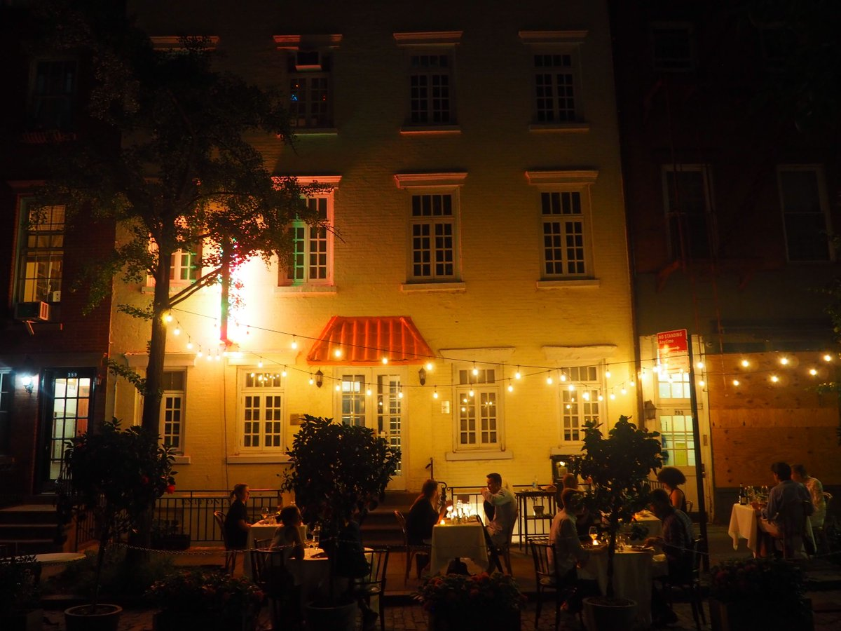 Chef Angie Mar is relocating the Beatrice Inn next door after failed rent negotiations ny.eater.com/2020/11/13/215…