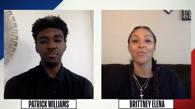 Born and raised in Charlotte, NC... college ball at @FSUHoops... get to know @chicagobulls' #4 pick Patrick Williams (@patricklw4) as he answers 20 questions with @BrittneyElena_! https://t.co/95sxauGgbP