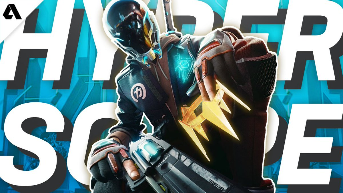 Akshon Esports - Despite a massive marketing campaign and decent viewership numbers at the start of its beta, Hyper Scape ended up becoming one of the biggest video game flops of 2020.  What happened to Ubisoft's battle royale?   #hyperscape #gaming