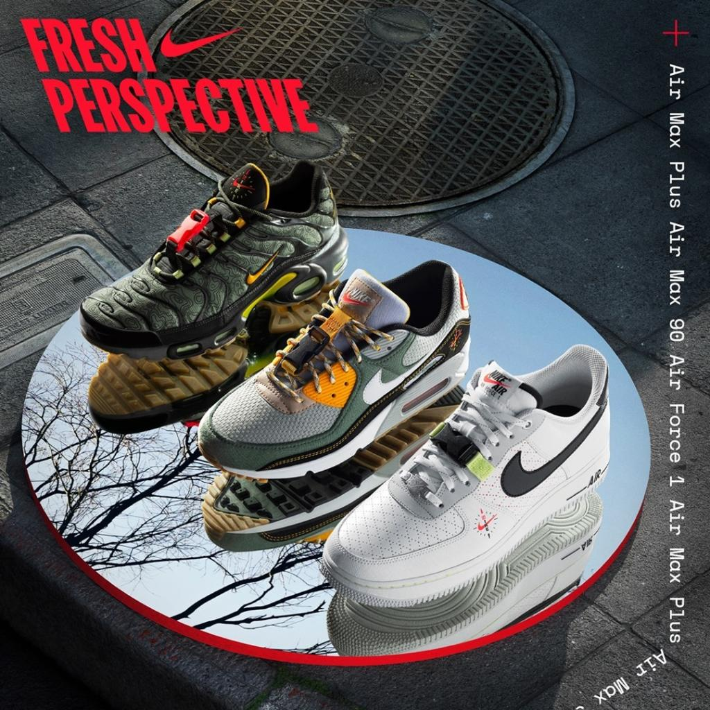 Nike Air 'Fresh Perspective' Collection'