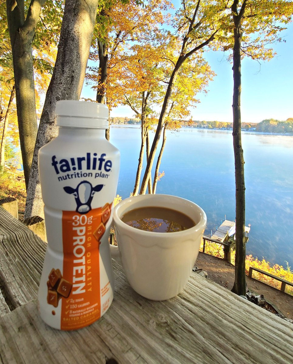 Just in time for fall, introducing our newest fairlife Nutrition Plan flavor - Salted Caramel! Follow the link below to find Salted Caramel at a Sam's Club near you. 👇 https://t.co/6ukRNDPuwL https://t.co/m0KhsEkqow