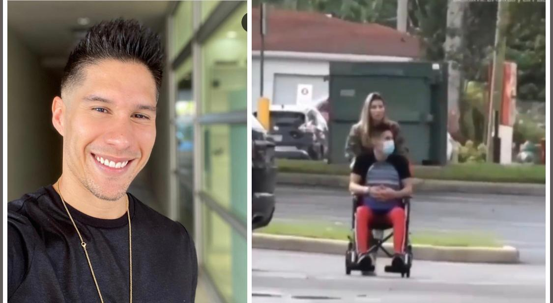 Difunden las primeras imágenes de Chyno Miranda mientras se recupera de  delicada enfermedad | La iguana TV