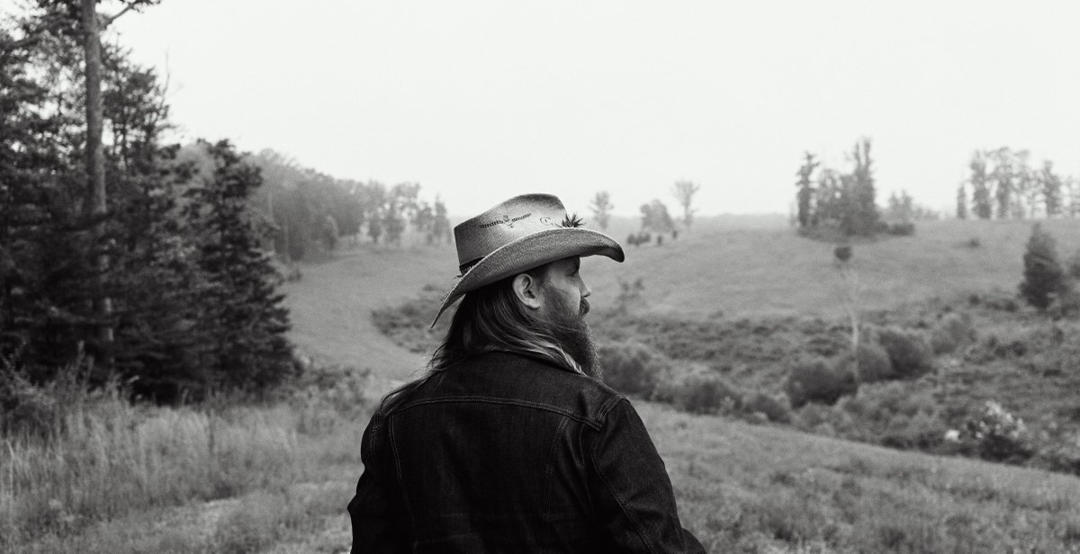 #StartingOver doesn't have to wait until the new year 🗓 We've got @ChrisStapleton's new album and the stories behind it up now in the This Is Chris Stapleton playlist.