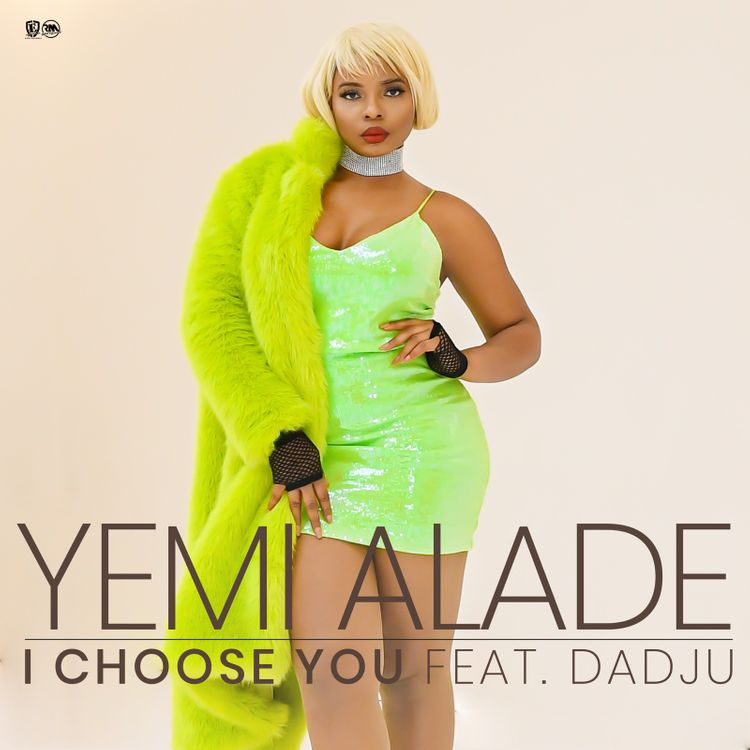 #NowTrending📈 @yemialadee - 'I Choose you' ft. @Dadju LISTEN: amack.it/chooseu