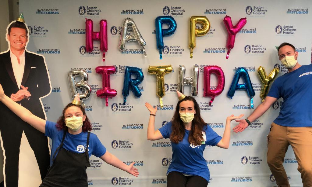 Even though we can't celebrate like usual, we still are excited to reign in #SeacrestStudios 6th birthday party, virtually! Thank you @RyanFoundation for your support and opportunities for endless smiles over the last six years! 🎉 🎈