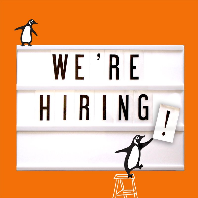Penguin Classics On Twitter Job Alert Love Books We Are Hiring A Publicity Assistant Come Join Our Team Https T Co Vn0g4ovcpg