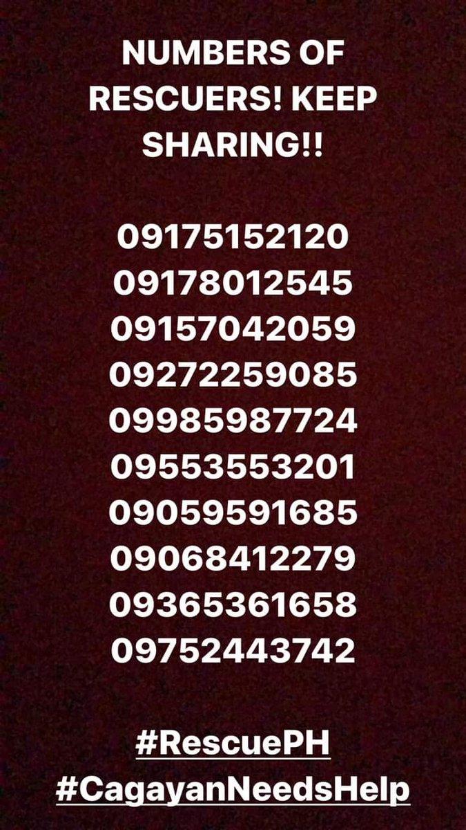 PLEASE SPREAD!!!!!! #CagayanValleyNeedsHelp #CagayanNeedsHelp #RescuePH
