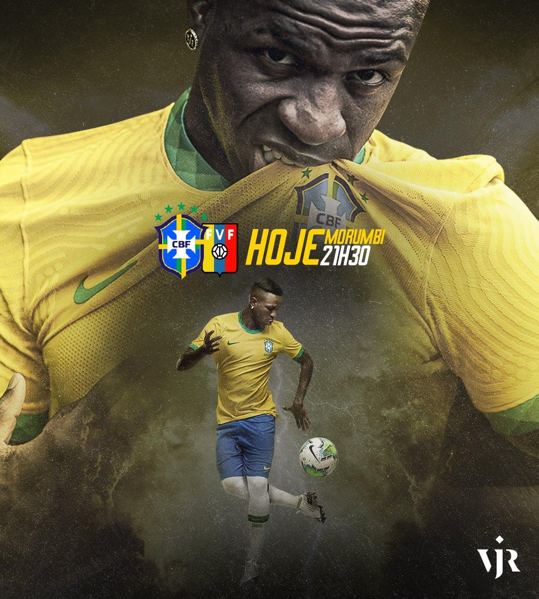 Vamos, Brasil! 🙌🏾🇧🇷⚽️