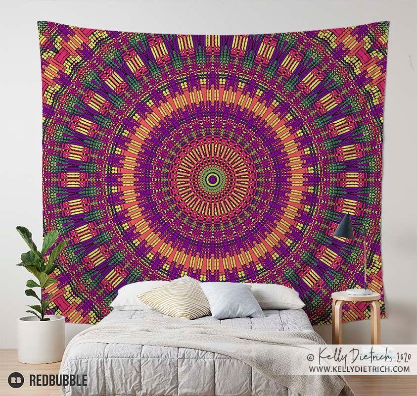 Basketweave Mandala Wall Tapestry https://t.co/vgBqcXI4x9  #mandala #mandalas #tapestry #homedecor #colorfulhome #boho https://t.co/6cv1MsuLUA