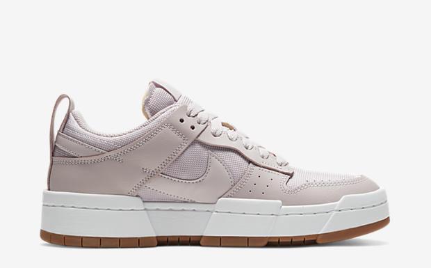 Nike Dunk Low Disrupt Platinum Violet