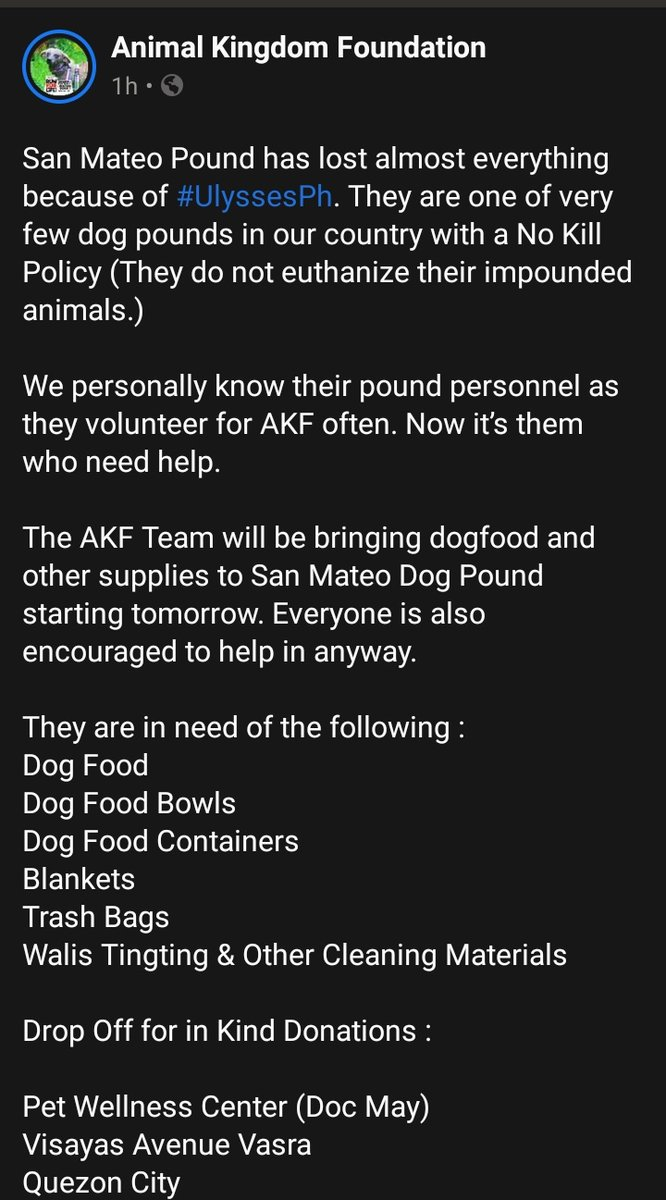it took a seconds to retweet this to help the dogs their life is important too we need to save them please don't ignore 🙏😭 #CagayanNeedsHelp #PrayForPhilippines #RescuePH #Region2NeedsHelp #GMANews #IsabelaNeedsHelp #TugeguaraoNeedsHelp