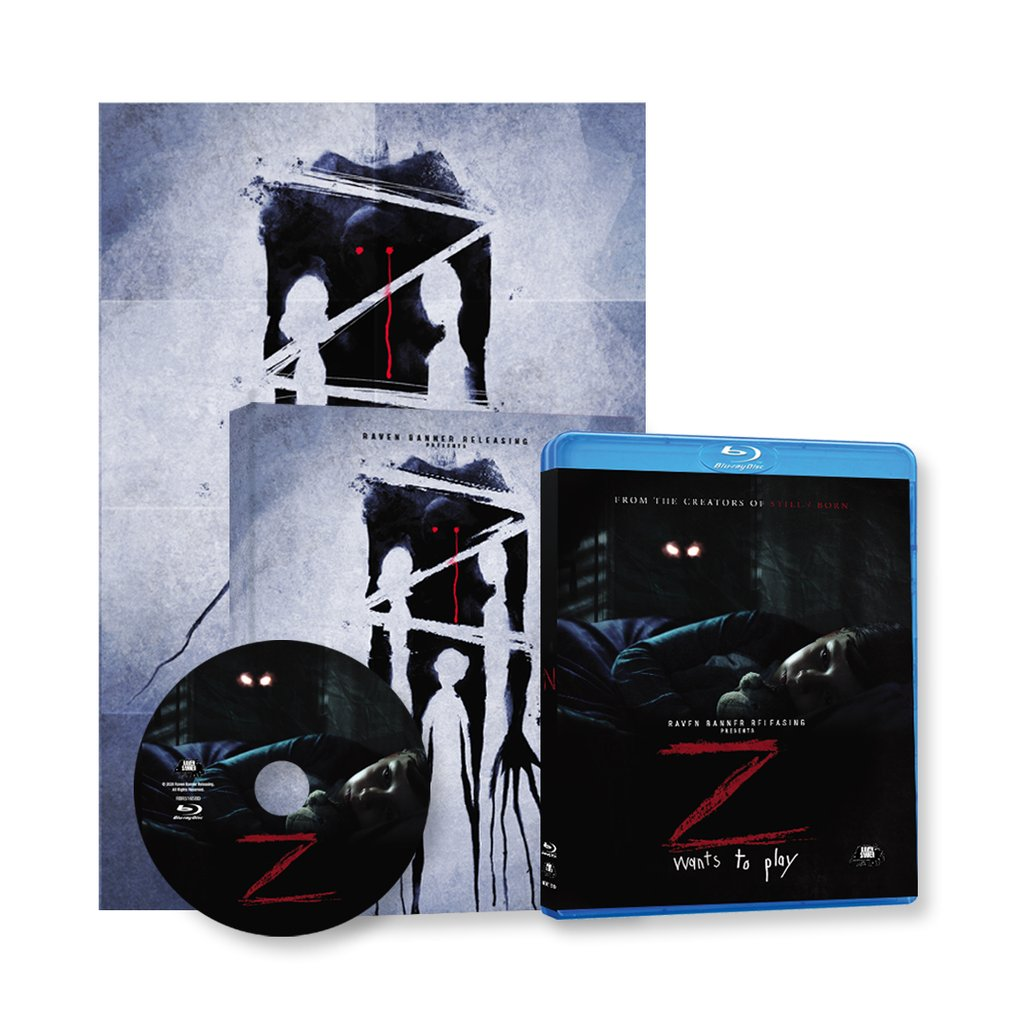 Raven Banner On Twitter 𝙕 𝙬𝙖𝙣𝙩𝙨 𝙩𝙤 𝙥𝙡𝙖𝙮 Grab The Limited Edition Blu Ray Now Meet Josh S Imaginary Friend Https T Co M1uosz4gea