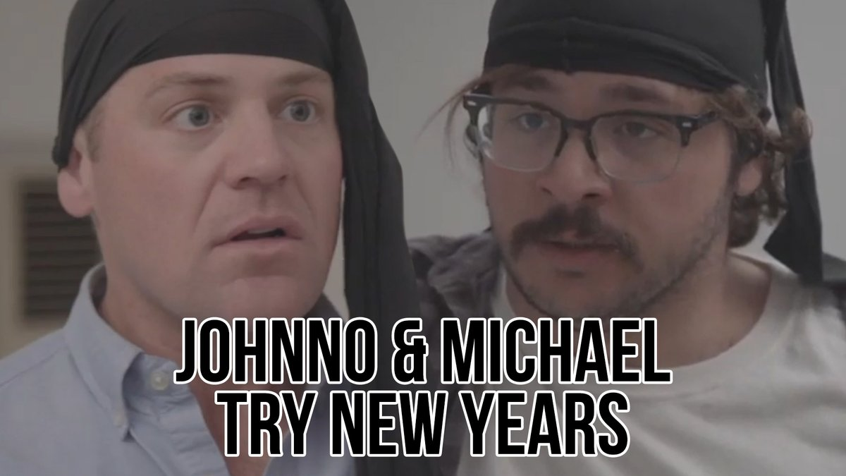 Johnno and Michael didn't do ANY of their New Year's resolutions, AND THE YEAR IS ALMOST OVER. Thankfully they have eight hours - but can they get everything done in time!? @Johnno_Wilson