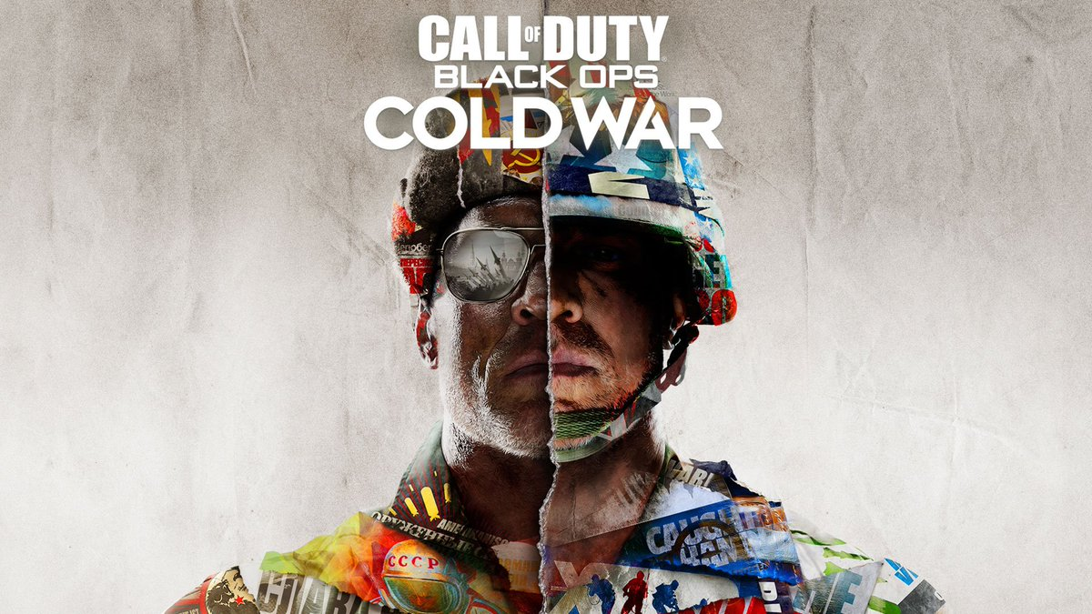 Giving away a PC code for Call of Duty Black Ops: Cold War Retweet + Follow to enter!