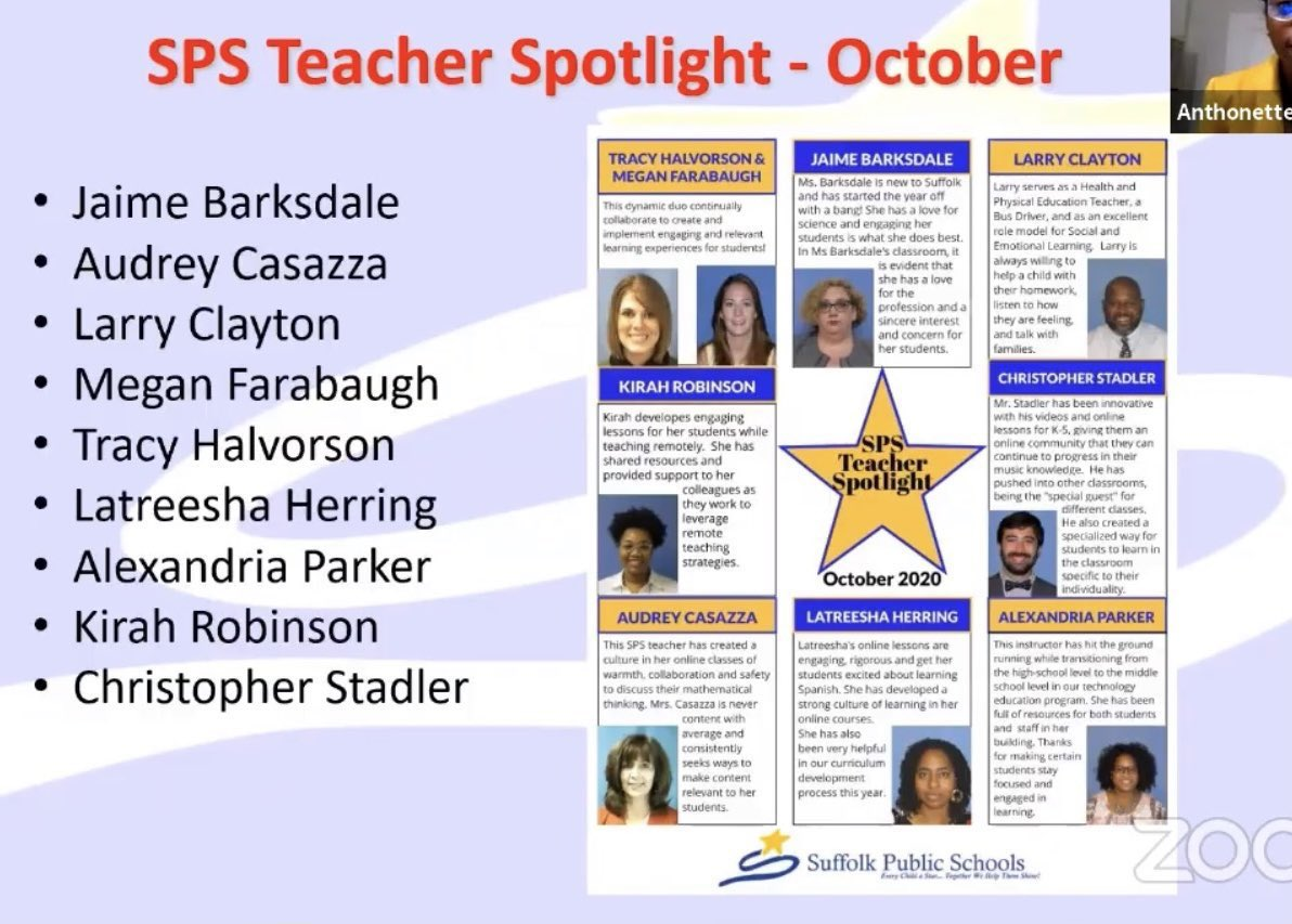 SPS is shining bright! Shout-out to Mr. Clayton, one of our #mightymarlins! #BuildingtheBestSPS #marlinsareGOALS