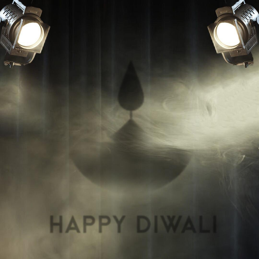 From films to life, light is what illuminates it all. May the festive season bring lots of love and light to you and your family. #HappyDiwali to all 🪔