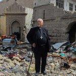 Image for the Tweet beginning: El alcalde de Mosul anuncia