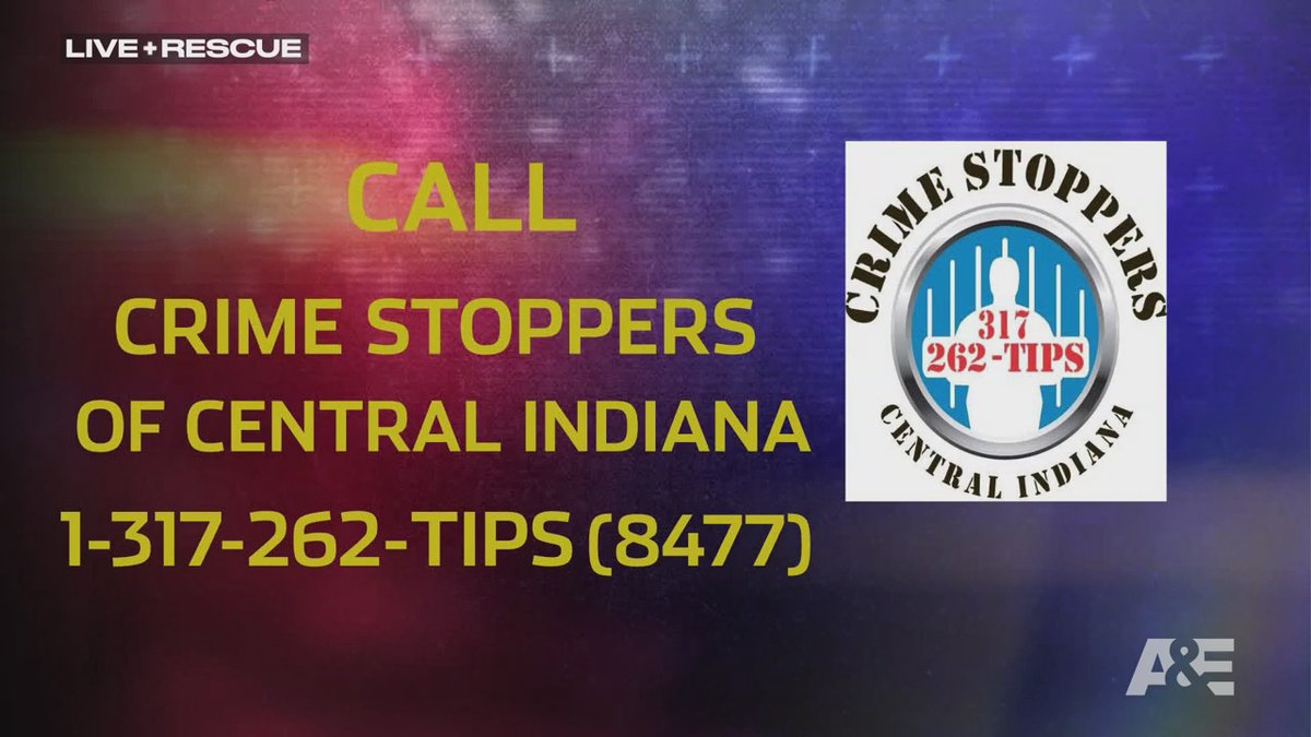If you have any information leading to the arrest of this arsonist, please call Crime Stoppers of Central Indiana at 1-317-262-8477. #LiveRescue