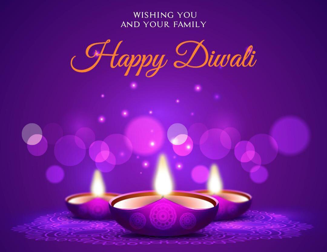 Happy Diwali to everyone 🪔💫
