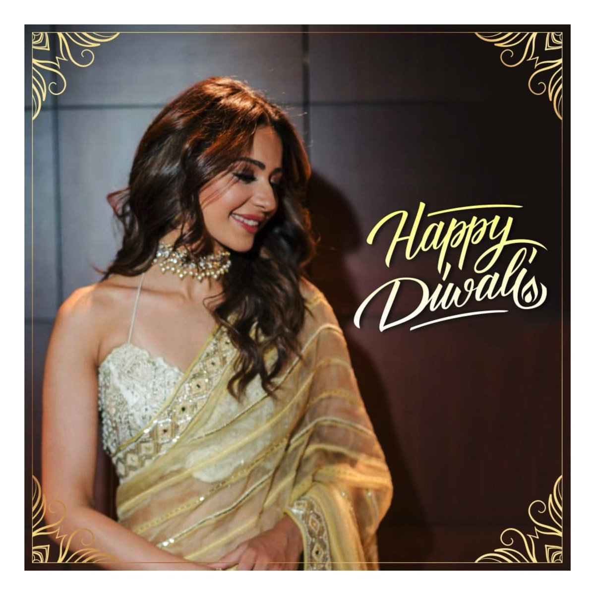 Happppy happppy Diwali to all of you ❤️ may there be love and light, peace and happiness in all your lives ❤️