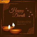 Image for the Tweet beginning: May this Diwali illuminates your
